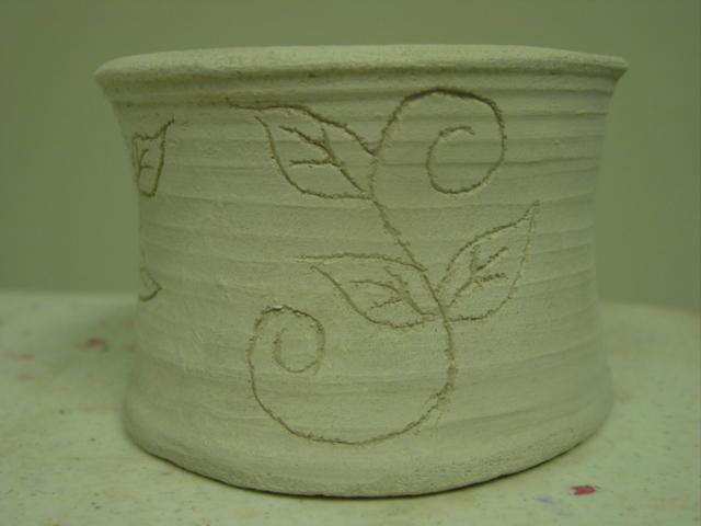 Blog pottery jar