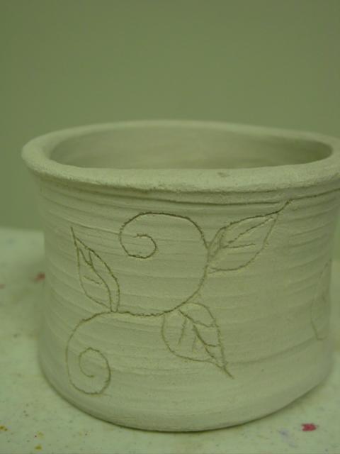 Pottery jar2