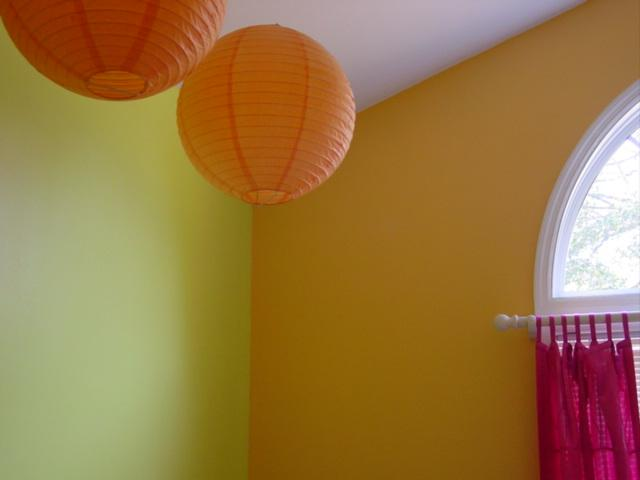Blog Hope's room color