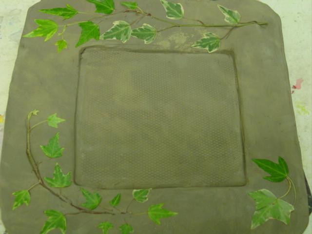 Blog ivy platter