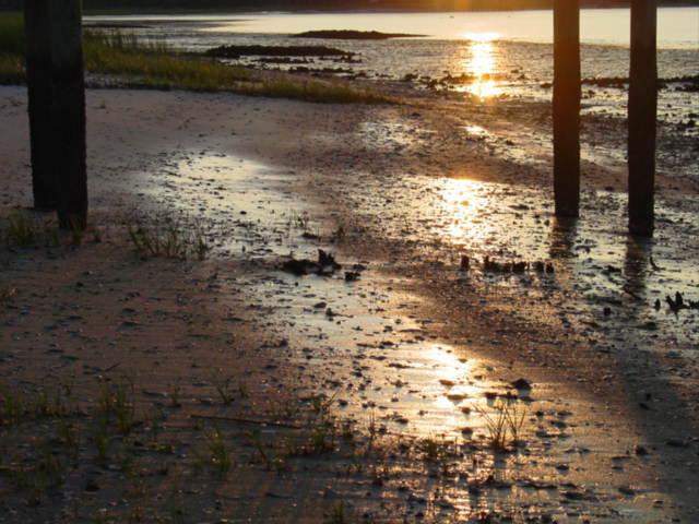 Blog pier sunset2