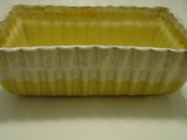 Blog yellow planter