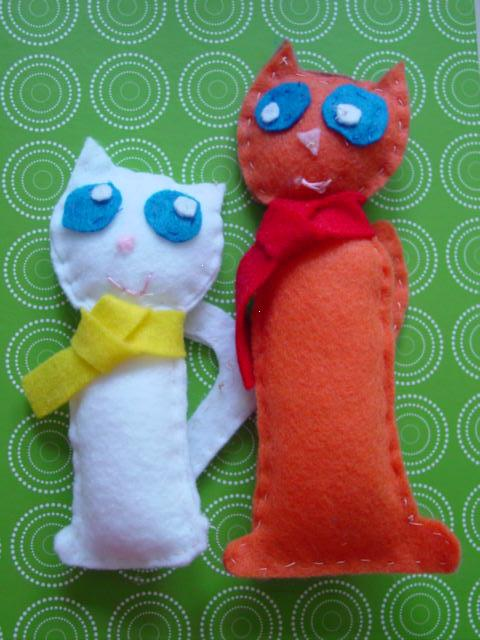 Blog hope's sewn kitties