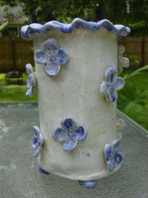 Blog pottery planter