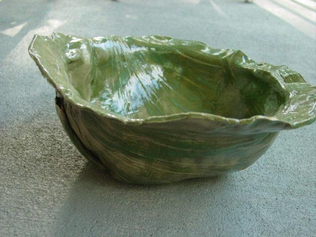 Blog green abstract bowl 2